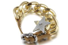 Caracol - Inspired Jewelry and Handbags - Superstar Leather Bracelet | No. 3 | Caracol Jewelry, $139.00 (http://www.caracolsilver.com/superstar-leather-bracelet-no-3-caracol-jewelry/)