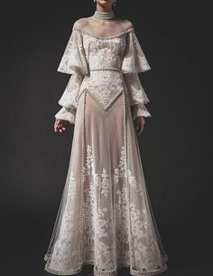 "aishwaryaaraiii: ""Top 5 Looks from Krikor Jabotian SS 2019 Collection "" Evening Dresses, Prom Dresses, Wedding Dresses, Formal Dresses, Pretty Dresses, Beautiful Dresses, Runway Fashion, High Fashion, Robes Vintage"