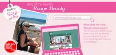 Our of the month, Rouge Beauty tells us what SHE thinks is.