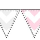 5 different patterns of pennant clip art. Perfect for any document, binder cover, letter, or handout! Enjoy!...