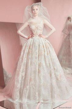 Zuhair Murad Bridal Spring 2016 Wedding Dresses