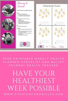 I'm a health and fitness coach who's also a Mum who loves wine and licorice. Fitness Goals, Fitness Tips, Health Fitness, Bullet Journal Health, 2am Thoughts, Health Planner, Free Planner, Fit Chicks, Workout Challenge