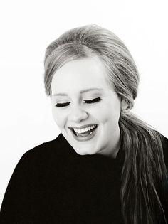 cute+sweet+adoring+lovely smile ADELE