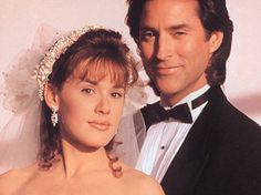 Isabella and John Black (Stacy Greason and DrakeHogestyn)