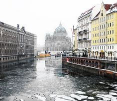 """spree river, berlin, germany. Add this to your #Berlin #travel #BucketList. Discover and collect amazing bucket lists created by local experts in """"City is Yours"""" http://www.cityisyours.com/explore. #list #local"""