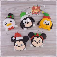 Christmas Themes, Christmas Crafts, Christmas Decorations, Xmas, Christmas Ornaments, Holiday Decor, Felt Banner, Felt Dolls, Kawaii Cute
