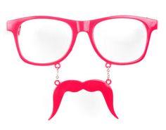 f821b87e0d61 Round Out  Movember With a Glass  Stache ~ Trend de la Creme - Trends
