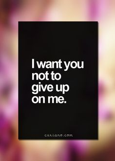 Yup... like I do for you... I am worth that.
