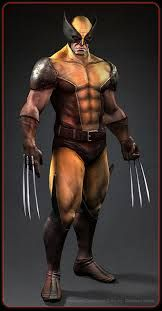 Marvel wolverine yellow brown suit - Google Search | Wolvie ...