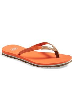 UGG® 'Magnolia' Flip Flop (Women) available at #Nordstrom