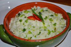 Veganana: Purê de Couve Flor com Batatas