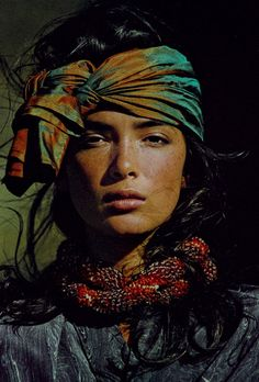 Hans Feurer, Vogue 1985