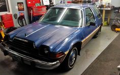 Wacky Wagon: 1979 AMC Pacer DL - http://barnfinds.com/wacky-wagon-1979-amc-pacer-dl/