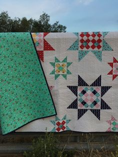 A Little Bit Biased: Summer Stars Pattern Winner and Other Exciting News