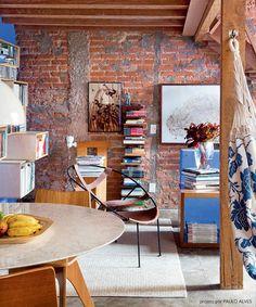 rustic wall #decor #bricks #industrial #urbandestroyed