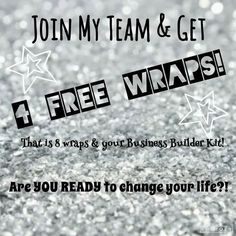 get a box of wraps free by joining the party and become a distributor. Call or text Claudette at 520-840-8770 http://bodycontouringwrapsonline.com/body-wrap-business/become-it-works-distributor-get-free-wraps