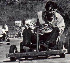 go cart Paul