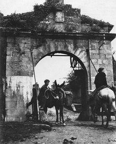 1915.Portal de Francia.
