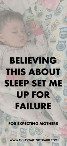 This sleep myth set me and my baby up for failure. This article talks about sleeping through the night, what that means, and how to get there. Also covered are common issues that might cause your baby to frequently wake throughout the night. Parenting Issues, Parenting Advice, Prenatal Yoga, Sleeping Through The Night, Babies First Year, Happy Mom, Mom And Baby, Baby Sleep, Baby Care