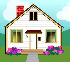 Image result for things inside the house clipart