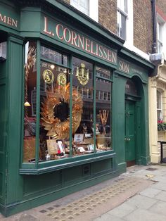 Habitually Chic®: Small Business Saturday london shops