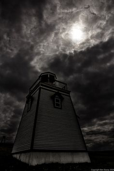 Lighthouse, Fortune Newfoundland by Ben Stacey Newfoundland, Getting Old, Empire State Building, Lighthouse, The Incredibles, Island, Explore, Heart, Photography