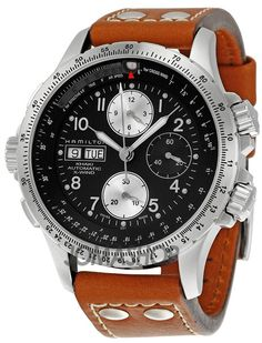 Hamilton Mens Khaki X Wind Watch H77616533(maybe not that affordable but pretty cool!)