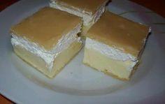 Franciakrémes Muffins, Hungarian Recipes, Hungarian Food, Main Dishes, Bakery, Cheesecake, Deserts, Pudding, Vegetarian