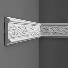 Panel Molding: Beautiful Addition to Your Home Home Design Diy, House Design, Orac Decor, Panel Moulding, Free Catalogs, Border Design, Wainscoting, Home Hacks, Chelsea