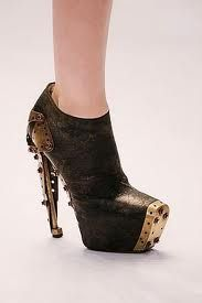 scary shoes - Google Search