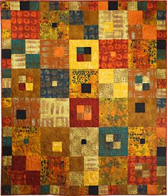 Busy Bee Quilt Designs Hip To Be Square : 1000+ images about Hip to be Square on Pinterest Square Quilt, Batik Quilts and Quilt Shops
