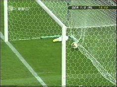 WM 2002- Deutschland-Irland 1:1-Video