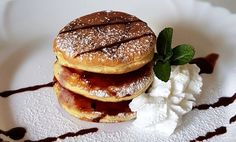 Pancakes, Favorite Recipes, Breakfast, Food, Basket, Morning Coffee, Meal, Crepes, Essen
