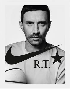 Givenchy creative director, Riccardo Tisci's Nike collaboration is here