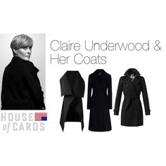 A fashion look from October 2014 featuring Burberry coats, Dolce&Gabbana coats ve Sid Neigum vests. Browse and shop related looks. Business Chic, Business Outfit, Business Fashion, Corporate Style, Corporate Attire, Classic Outfits, Chic Outfits, Fall Outfits, Claire Underwood Style