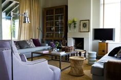 Casa-Ruisenada Isabel Lopez, Humble Abode, House Tours, Beautiful Homes, Family Room, Cozy, Living Rooms, Projects, Designers