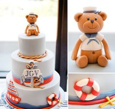 Nautical Christening Party