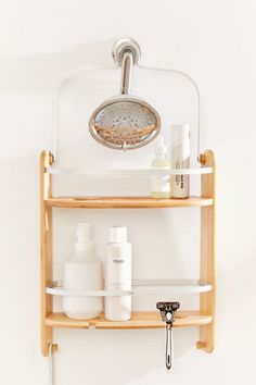 Ditch: Your College Shower Caddy - Try:Barrel Shower Caddy, Urban Outfitters, $49
