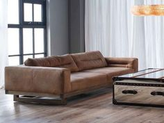 TIMOTHY OULTON BY HALO FROSTER 2.5P SOFA(SIOUX NUTMEG)