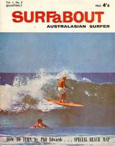 Surf Board Poster Print Surfs Up Surfing Pro Shop Endless Summer Water Sports