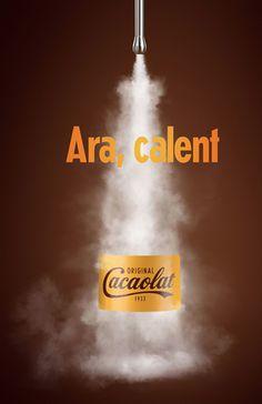Publicidad de Cacaolat, por JWT http://www.socialetic.com/j-walter-thompson-firma-la-nueva-campana-de-publicidad-exterior-de-cacaolat.html