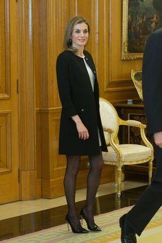 Queen Letizia of Spain Photos: Spanish Royals Academia in Madrid