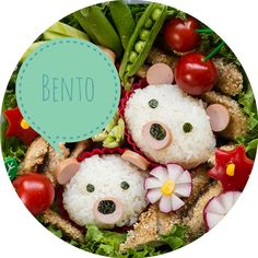 MAKE BENTO, NOT WAR!