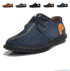 2013 men casual genuin leather shoes casual leather shoes - Apna Talks