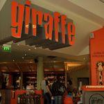 Giraffe, Heathrow airport. Kinda yummy airport food, esp after being on a hideous 11 hr united flight.
