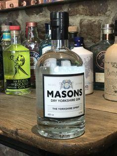 Mason's gin #DevonshireArms #DevonshireLife #Beeley #Derbyshire #Chatsworth #ChatsworthEstate #pub #gastropub #gin #ginandtonic #PeakDistrict #travel #foodie #masons #masonsgin