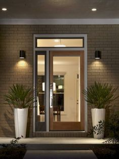 cool 52 Best Modern Front Door for Your Home