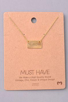 Kansas State Necklace