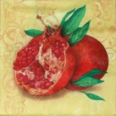 Paper napkins for decoupage and other crafts