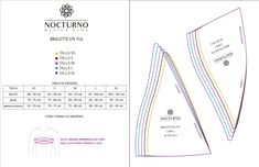 Costura fácil: Bralette en tul   molde gratis | Nocturno Design Blog Pdf Sewing Patterns, Clothing Patterns, Diy Bralette, Bralette Pattern, Underwear Pattern, Design Blog, Love Sewing, Fashion Sewing, Diy Clothes